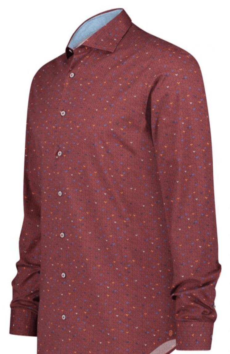 companeros knitprint voorkant
